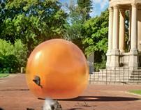 Metamucil - Orange Blob