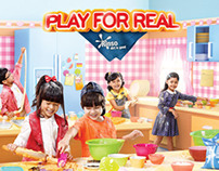 Rinso Campaign - Play For Real