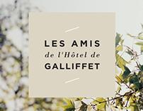 Les amis de l'Hôtel de Galliffet