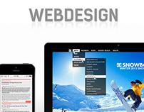 Web látványterv