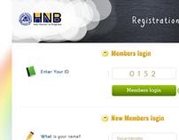HNB Sigithi Lama Scholarship Program Portal
