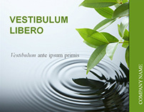 Online portfolios on behance nature business powerpoint template toneelgroepblik Image collections