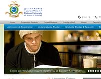 Delmon University