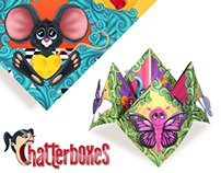 'Chatterboxes' - 'Cute & Furry'