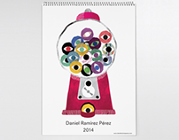 DRP Calendar 2014
