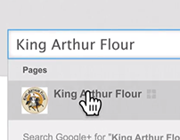 Google + Small Business Stores: King Arthur Flour