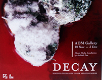 Decay: Discover the beauty in our decaying bodies