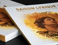 Centre Lyrique - Programme