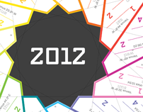 Sky Calendar 2012