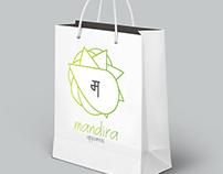 Mandira Apparels Branding Mockups