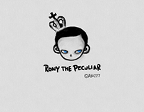 DBproject001 - RONY THE PECULIAR by ⓒAJO777