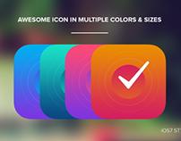 iOS7 Style Icon