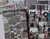 "Princeton Public Library ""Beyond Words"" Illustration"
