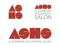 A Signature Hollywood Salon Logo