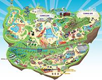 Kentucky Kingdom Park Map