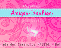 Amigas Fashion Hair design