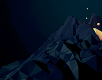 Low Poly • landscapes