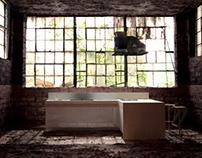Urban furniture presentation - W.I.P