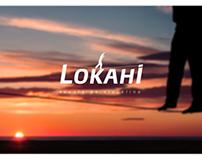 Criação de Logo | Lokahi Escola de Slackline