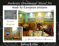 MURAL ART IN BRAZILIAN RODIZIO - view 04