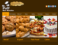 Bakery Items Manufacturere