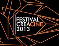 CORTINILLAS FESTIVAL CREACINE 2013