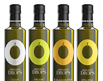 Greek Olive Drops