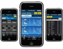 Metro Fantasy Football iPhone Application