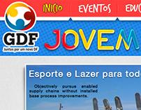 Site GDF JOVEM