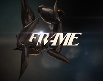 Frame Logo Animation