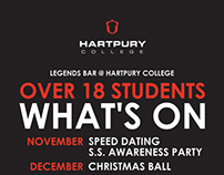 Hartpury College Flyer