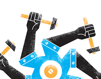 Cooperative illustration