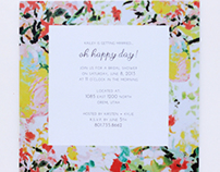 Bridal Shower Invite
