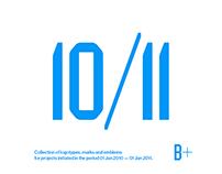 Logotypes & Marks 2010 — 2011