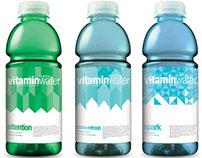 Vitamin Water Redesign