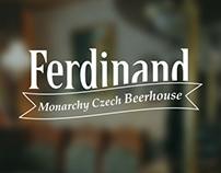 Ferdinand Monarchy Czech Beerhouse