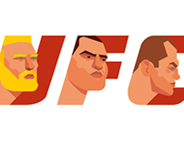 UFC - Best Heavyweight Fights