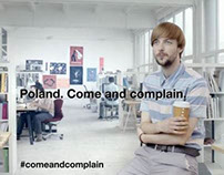 Geek - Come and complain