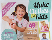 Make Clothes For Kids bookazine