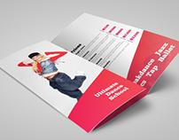 Tri-Fold Brochure 22