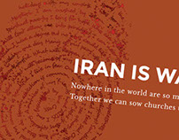 Live Dead Iran Website