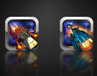 IOS Icons design for game