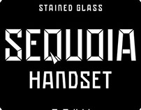 Sequoia Stained Glass Handset