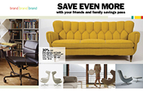 Bon Ton Style Guide: Spring 2014 Layout Designs