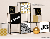 J3 Holiday Campaign 2012