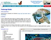 Site Essencias D'Água