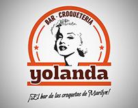 Nueva imagen de marca Bar Yolanda