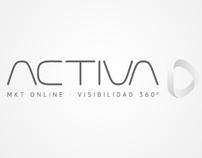 ACTIVA. Mkt onine, visibilidad 360º