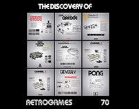 The Discovery of Retrogames #70