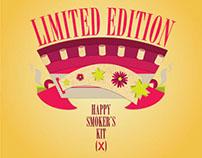 HAPPY SMOKER'S KIT